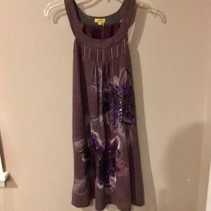 NWOT Lulumari Sleeveless Dress!